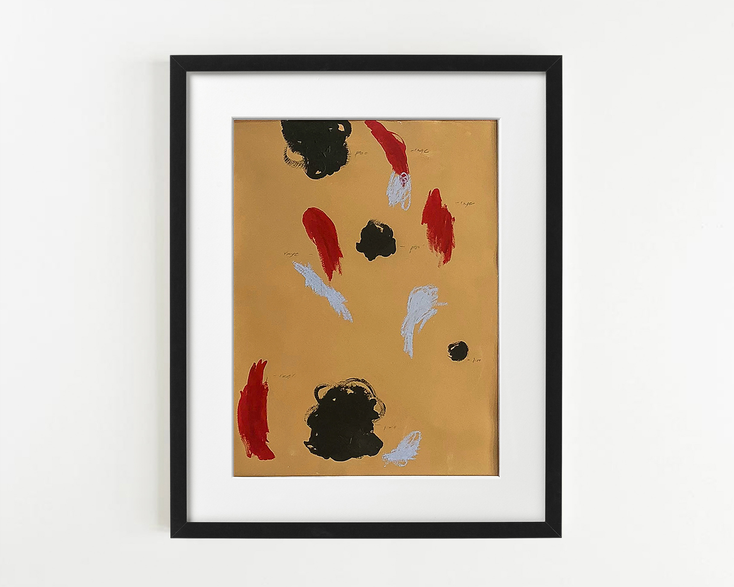 Abstract Scribble Artwork £39.90