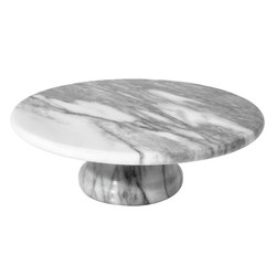 White Marble Cake Stand £45.00