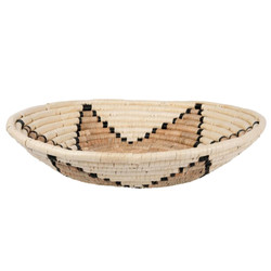 Seagrass Bowl with Star Print £22.00