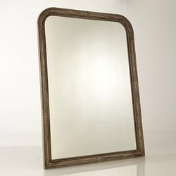 Afsan Solid Mango Wood Mirror £195.00