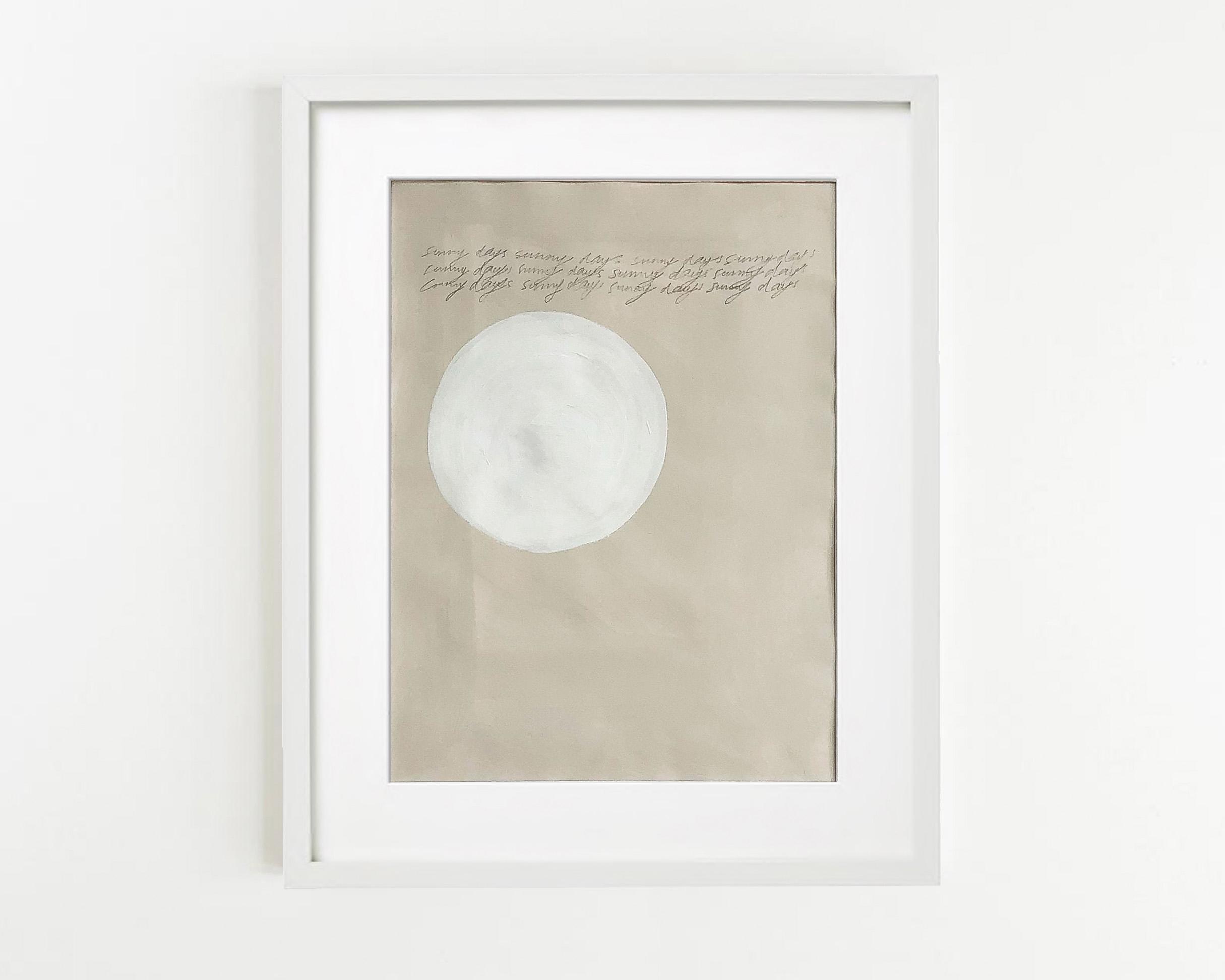 Abstract Circle Artwork