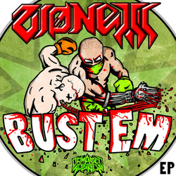 Zionex - Bust'em EP