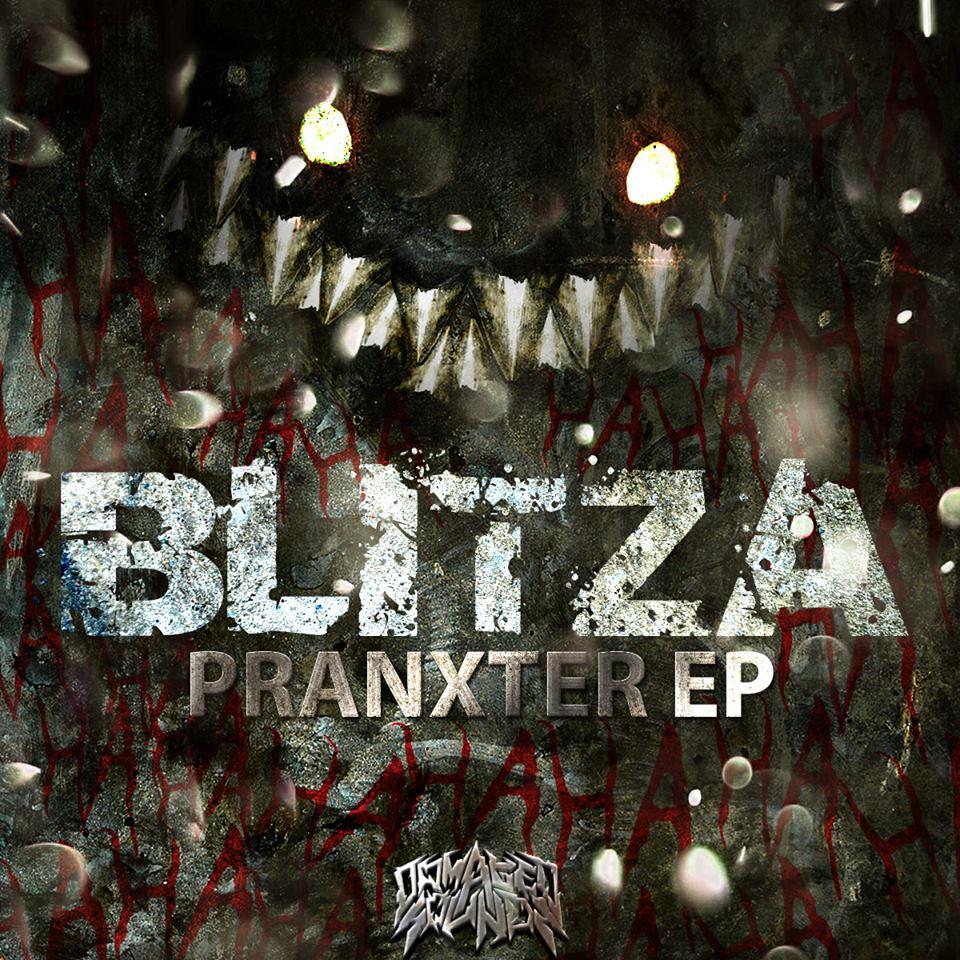Blitza - Pranxster EP