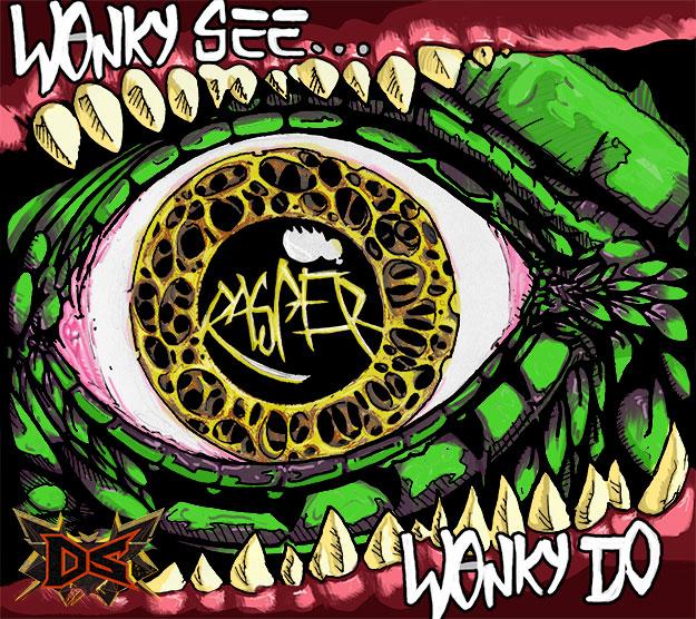 Rasper - Wonky See... Wonky Do! EP