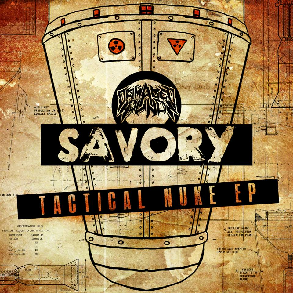 Savory - Tactical Nuke EP