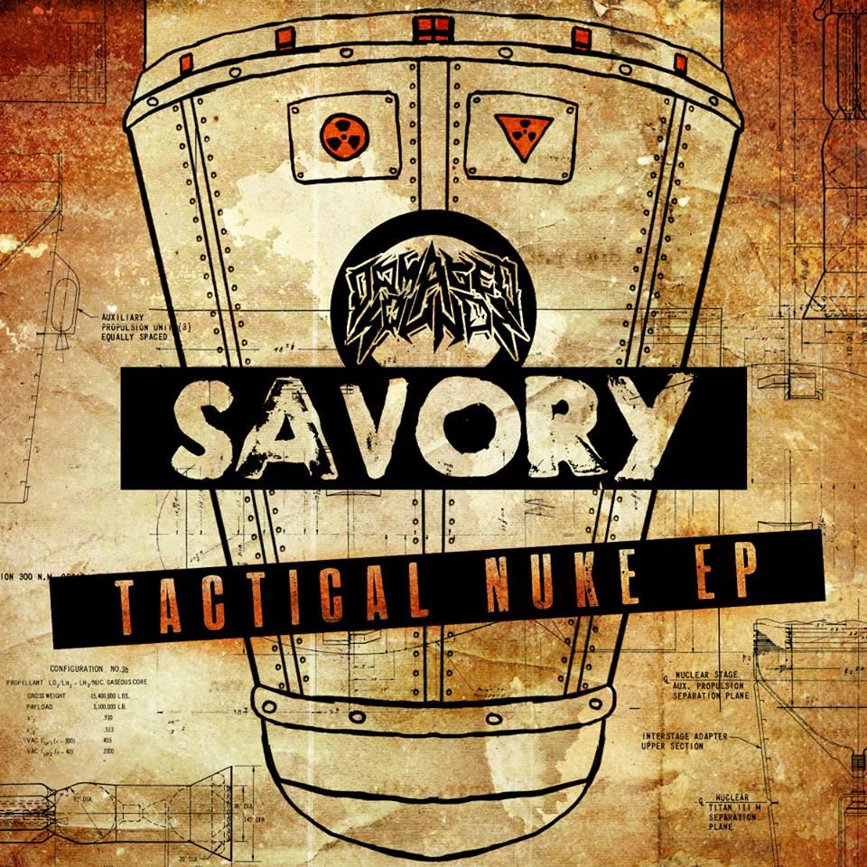 Savory - Tactical Nuke EP