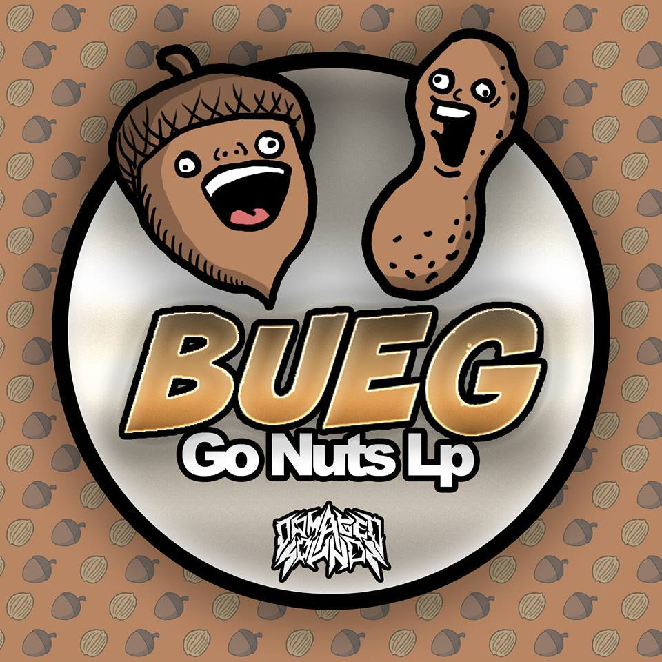 Bueg - Go Nuts! LP
