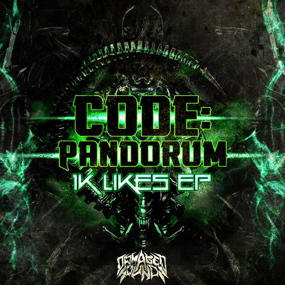 Code Pandorum - 1k Likes EP