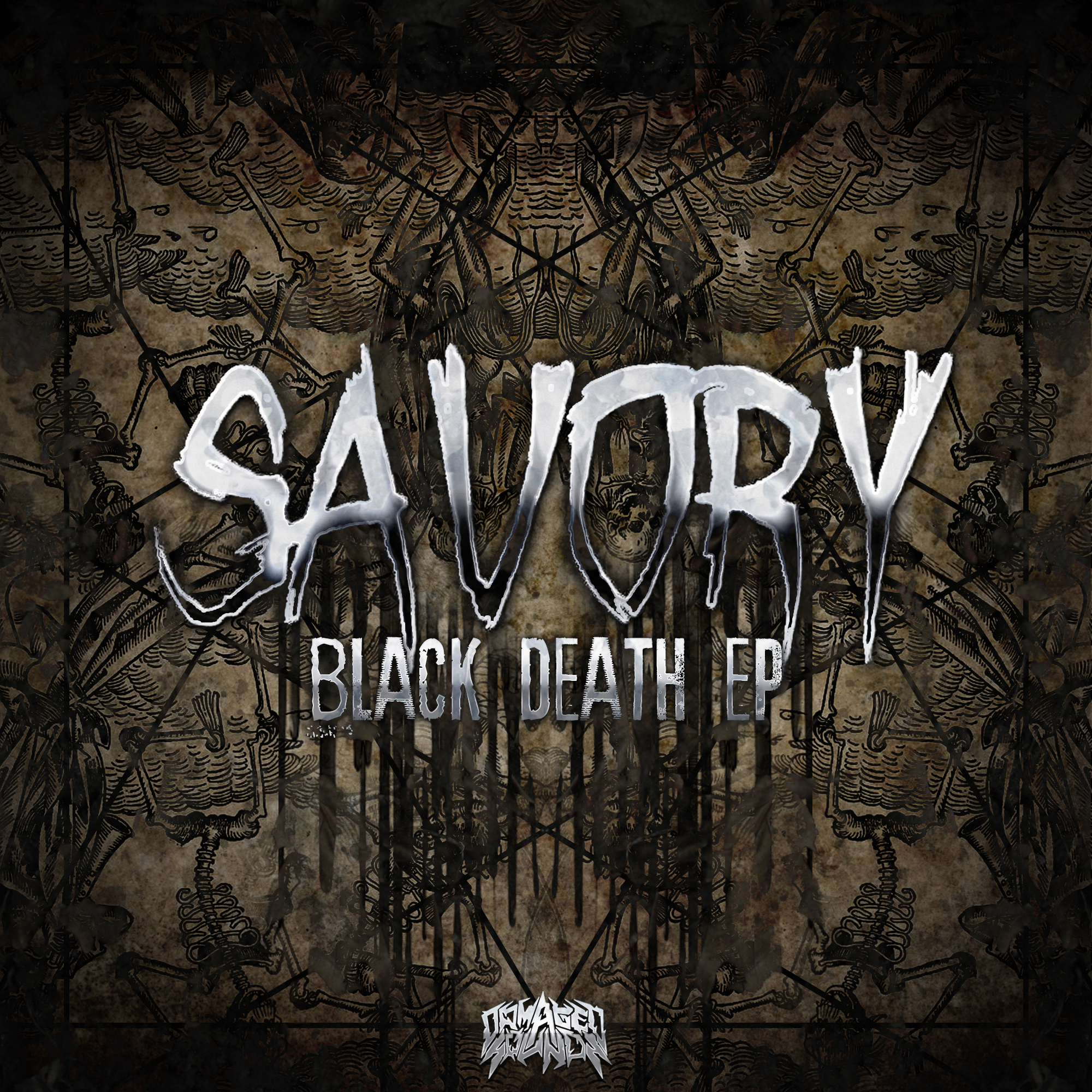 Savory - Black Death EP
