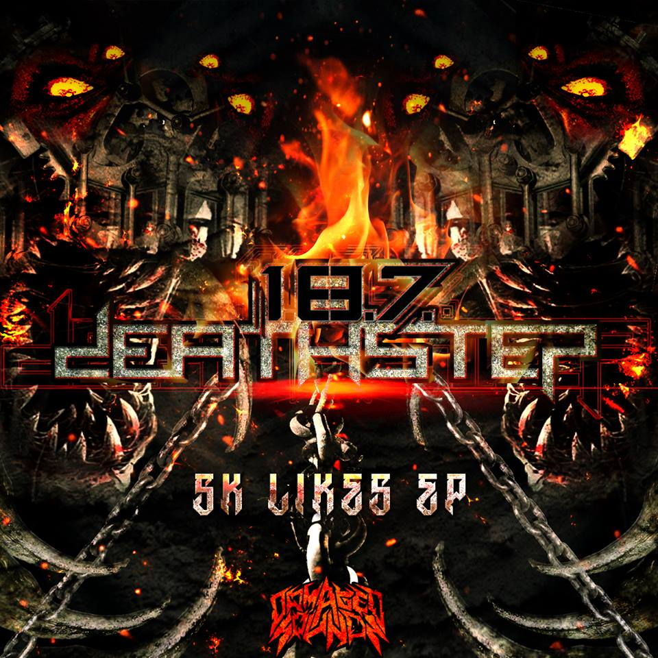187 Deathstep - 5k EP