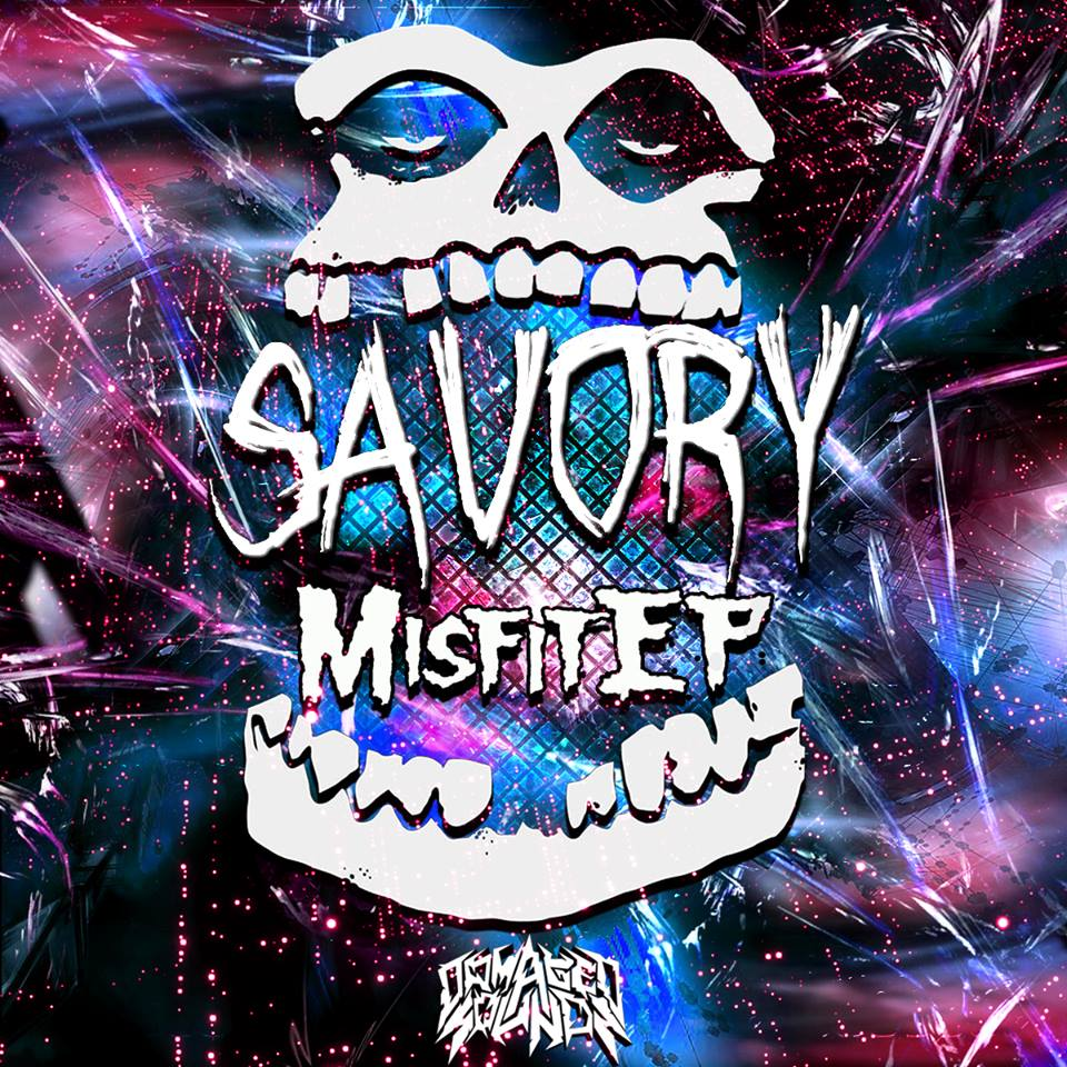 Savory - Misfit EP