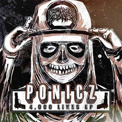 Ponicz - 4000 Likes EP