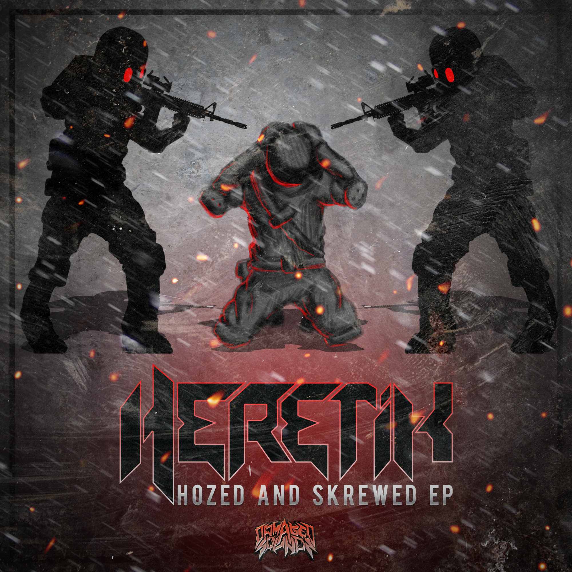 Heretik - Hozed And Skrewed EP