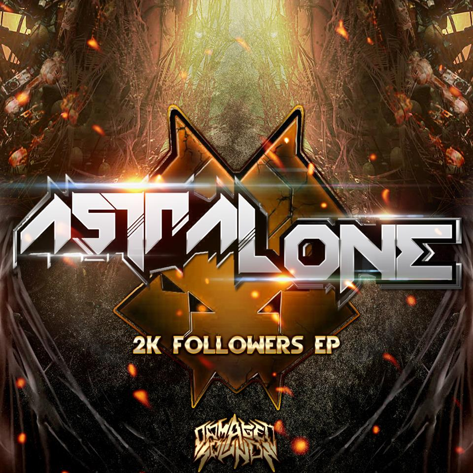 AstralOne - 2000 Followers EP