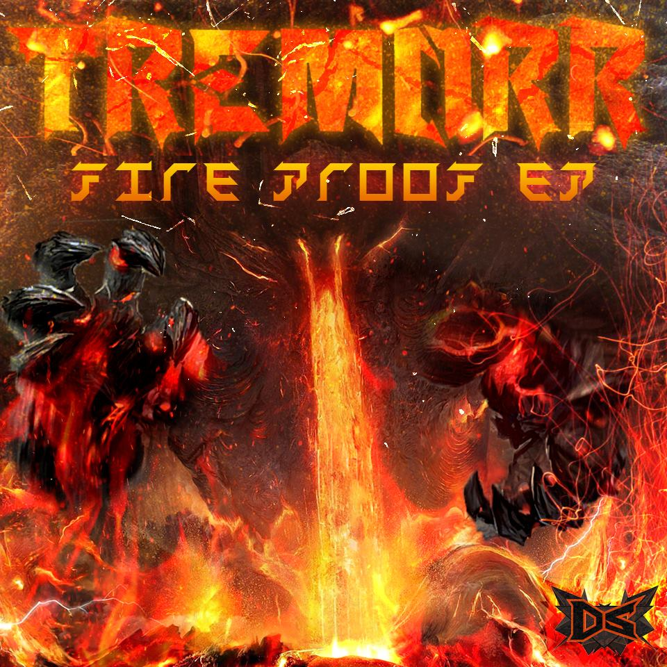 Tremorr - Fire Proof EP