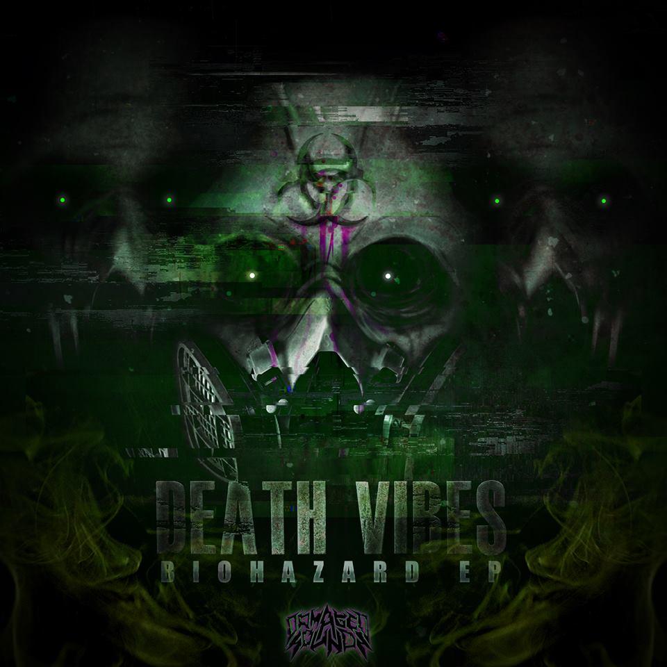 Death Vibes - Biohazard EP