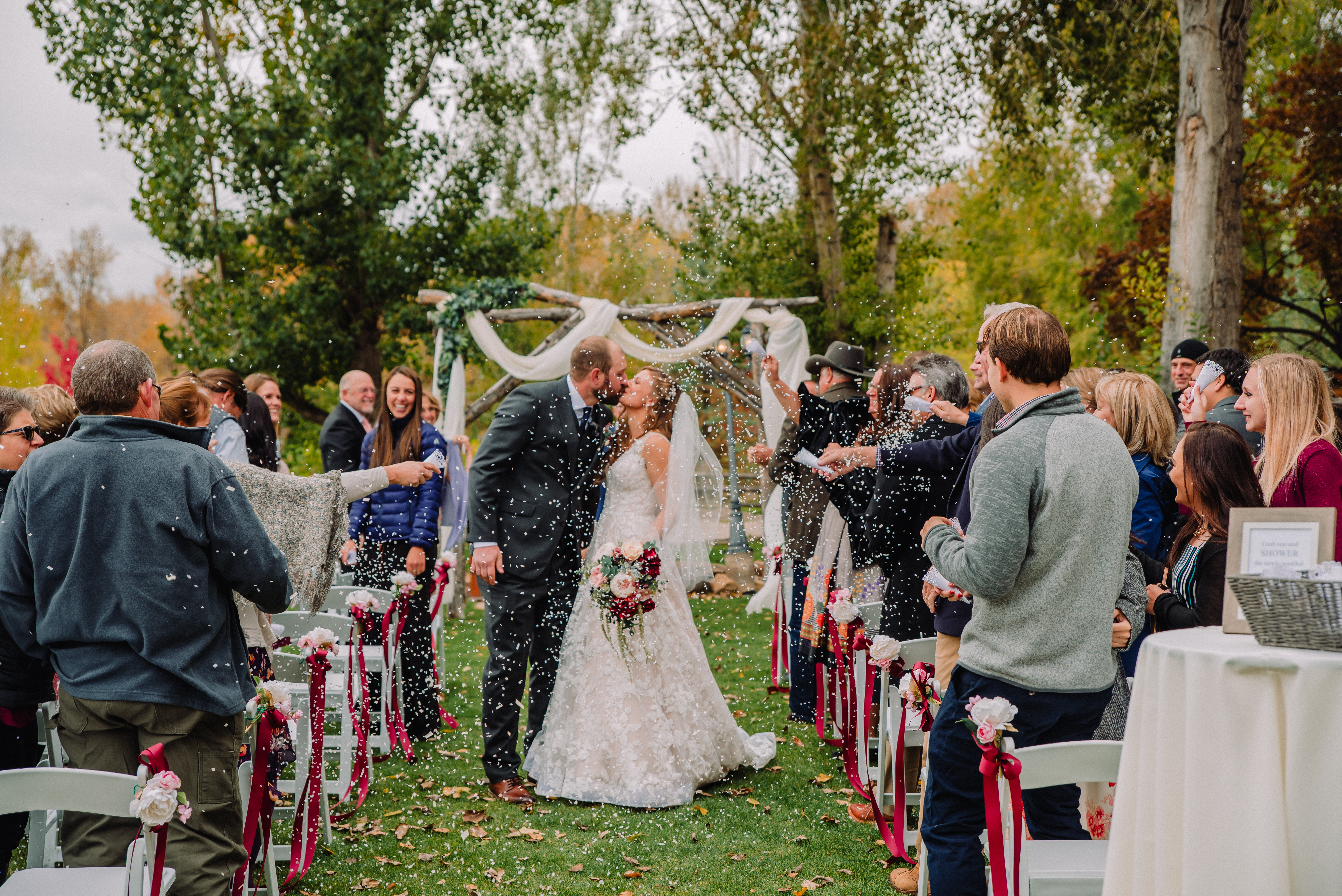 LaBelle Lake Wedding