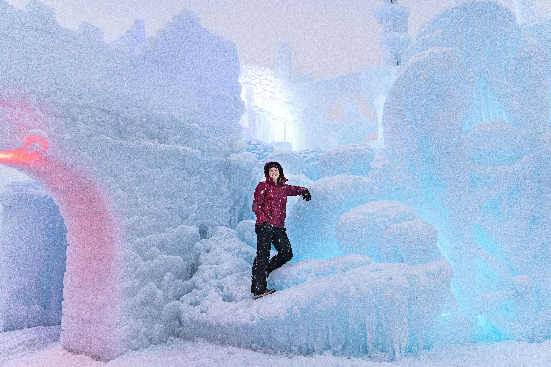 Ice Palace Magic
