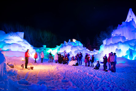 LaBelle Lake Ice Palace