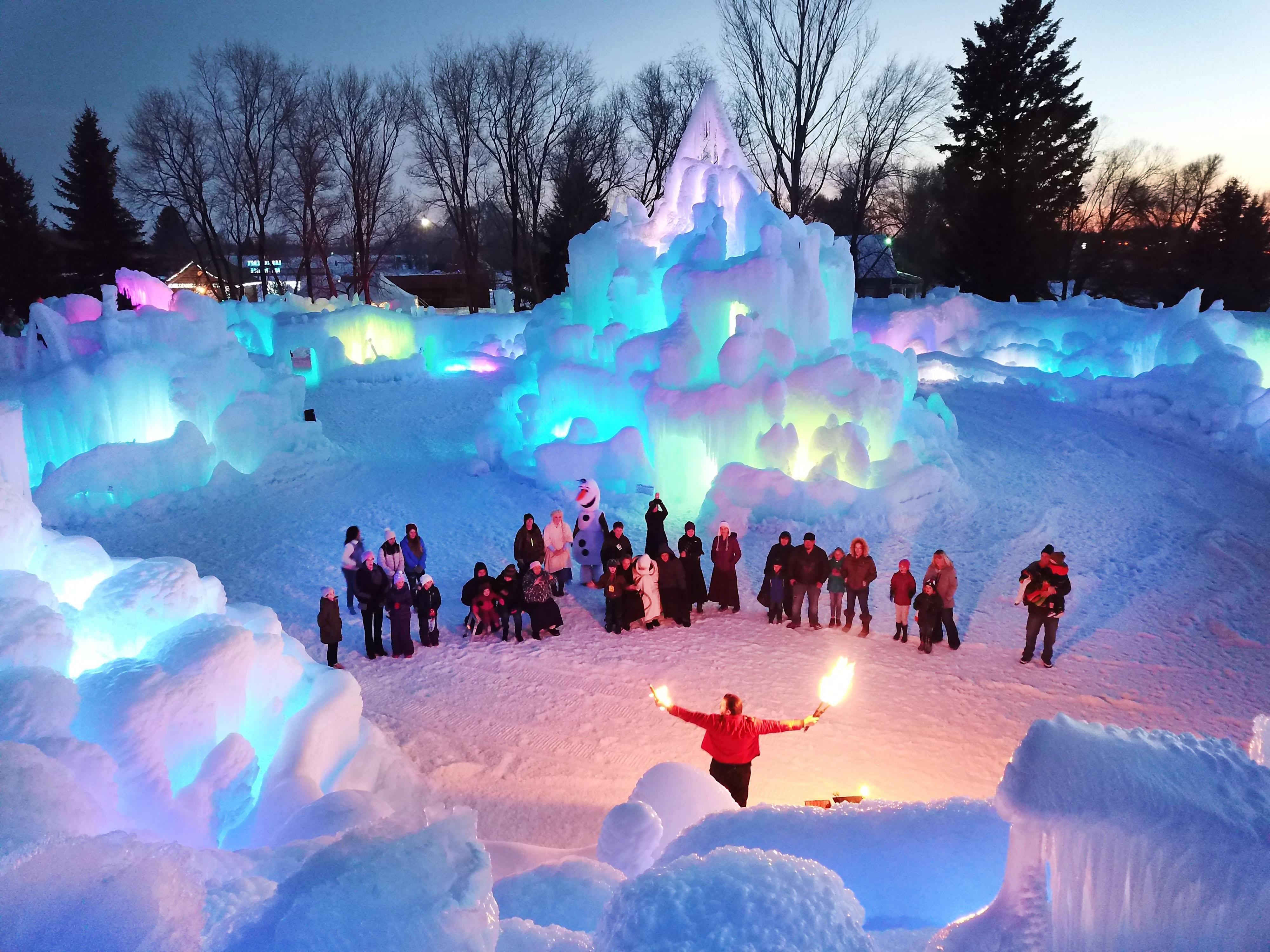 Ice Palace Rigby, Idaho