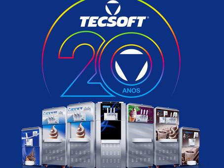 TECSOFT 20 ANOS.