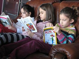 Okul Başarısı için Okuma Alışkanlığı        – Peki Okuma Alışkanlığı için?