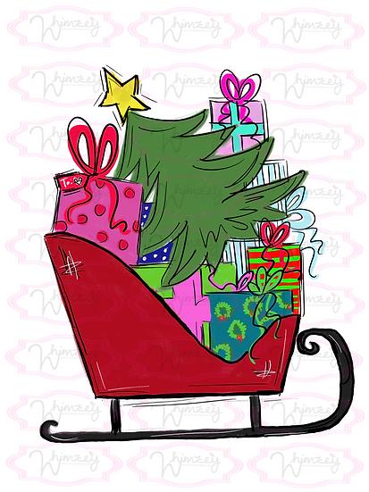 Digital Sleigh of Presents File