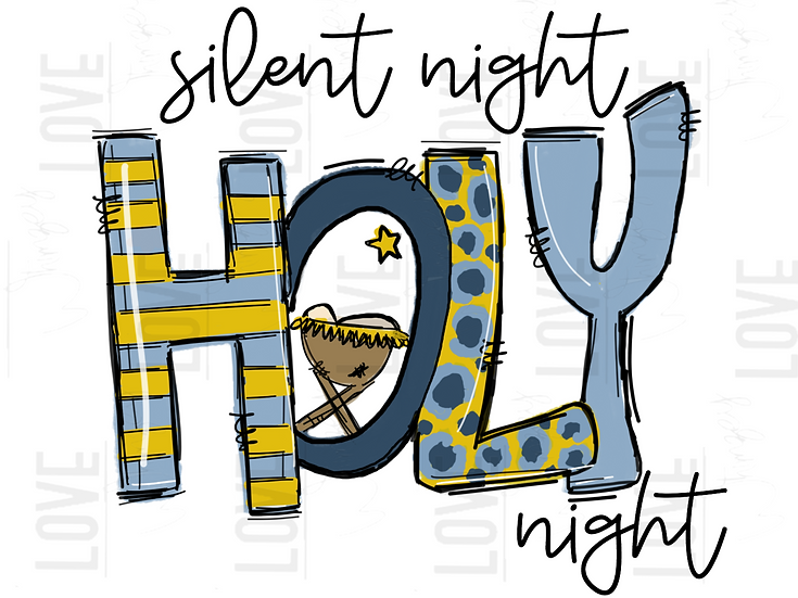 Silent Night... Holy Night