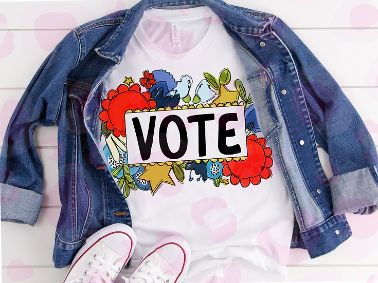 Vote Flowers
