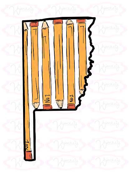 Digital Oklahoma Pencil File