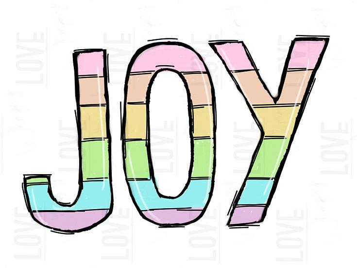 Pastel Joy