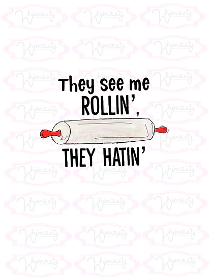 Digital They see me rollin' Download