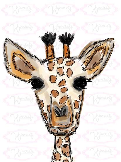 Bart the Giraffe