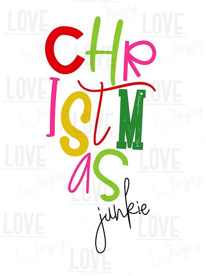 Christmas Junkie