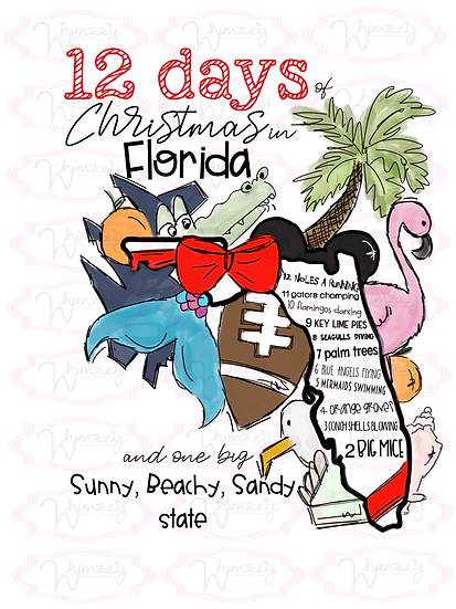 12 days of Christmas in Florida Download