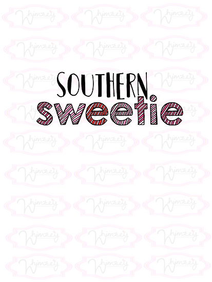 Digital Southern Sweetie Download