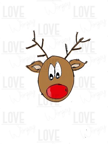 Simple Reindeer