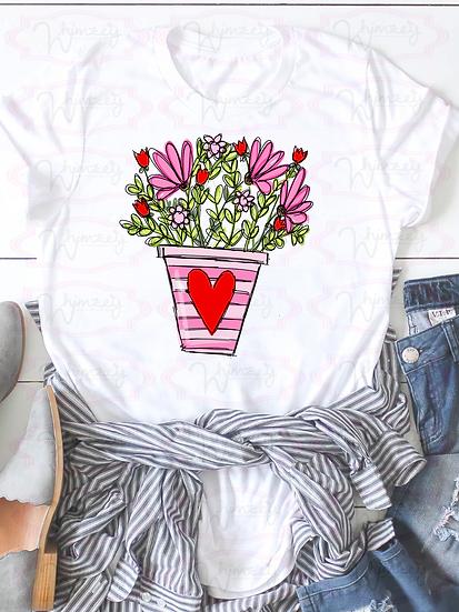 Flower Pot of Love
