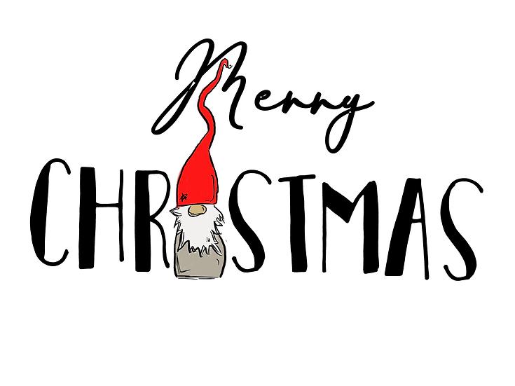 Digital Gnome Christmas File