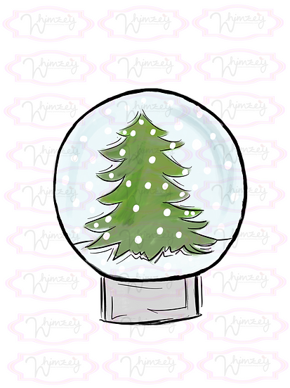Digital Snow Globe File