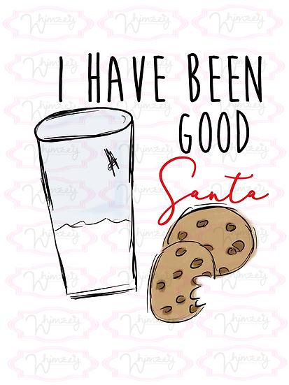 Digital Cookies and Milk File