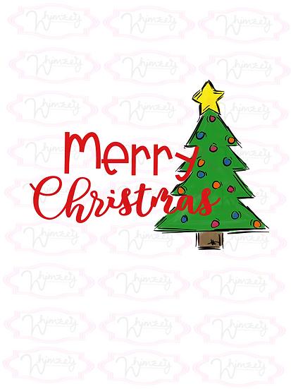 Digital Merry Christmas File