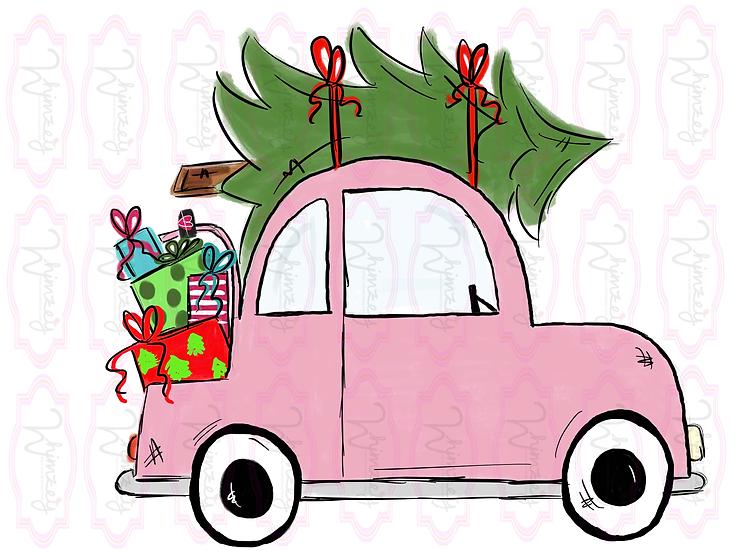 Digital Christmas Cruiser File