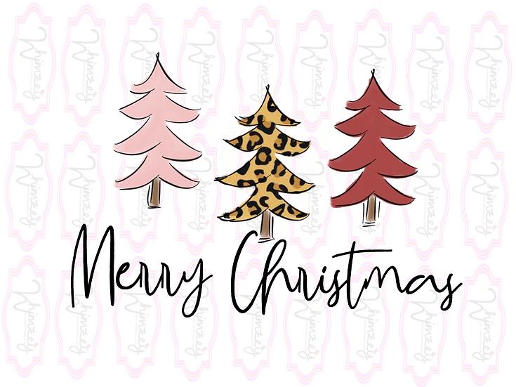 Digital Blush Christmas File