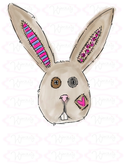 Patchwork Bunny Download