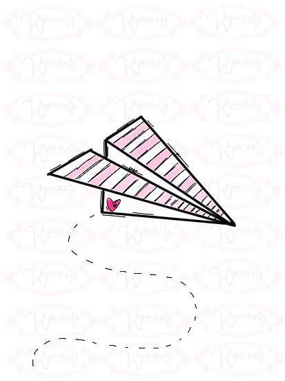 Digital Paper Plane Download