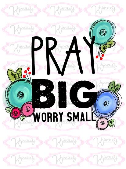 Digital Pray Big Download