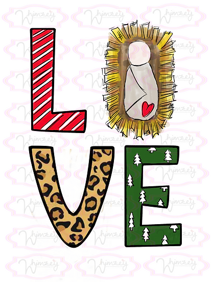 Digital Love Jesus with Cheetah Download
