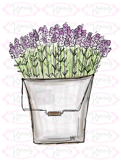 Digital Lavender Download