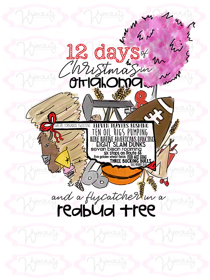 12 days of Christmas in Oklahoma Download